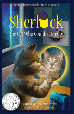 Bk 1, Sherlock the Cat Who Couldn't Meow